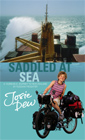 The book cover for SADDLED AT SEA: A 15,000-mile journey to New Zealand by Russian freighter. Click to buy.